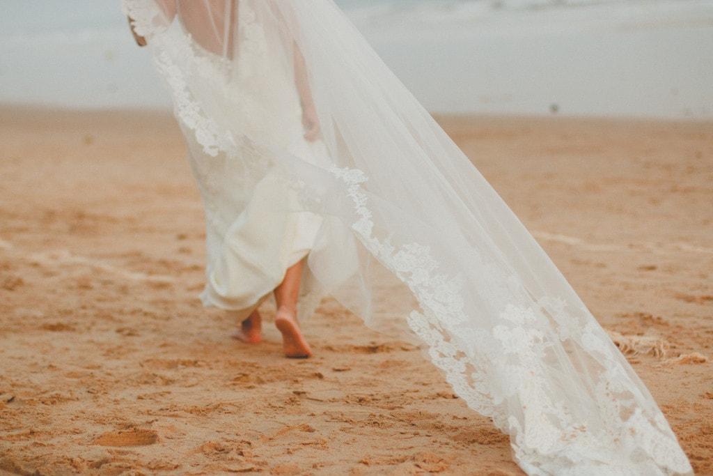 Sandy feet by Vanessa da Silva